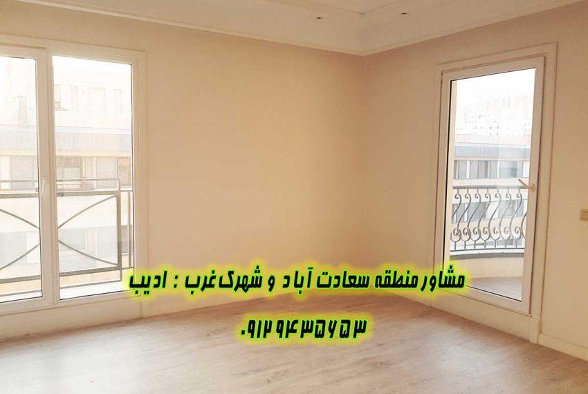 قیمت اپارتمان مسکونی 310 متری فراز