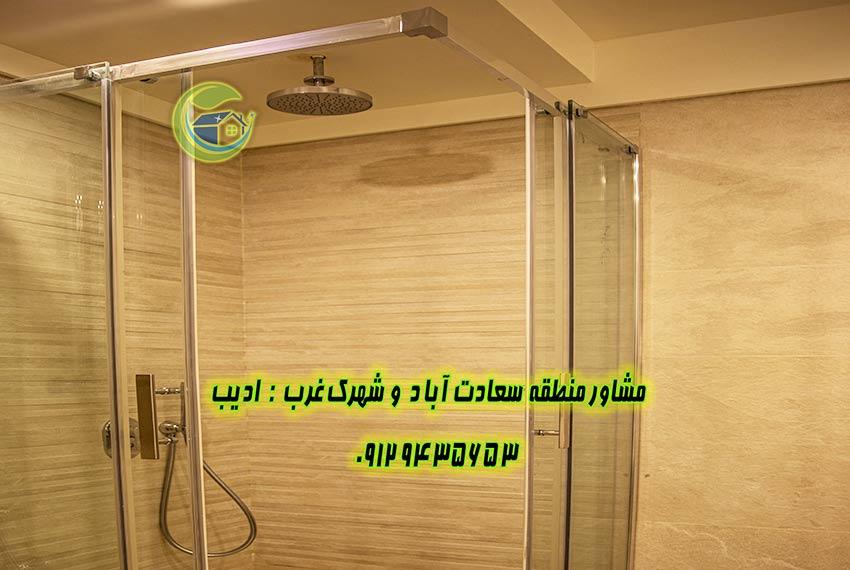 قیمت مسکن در سعادت آباد
