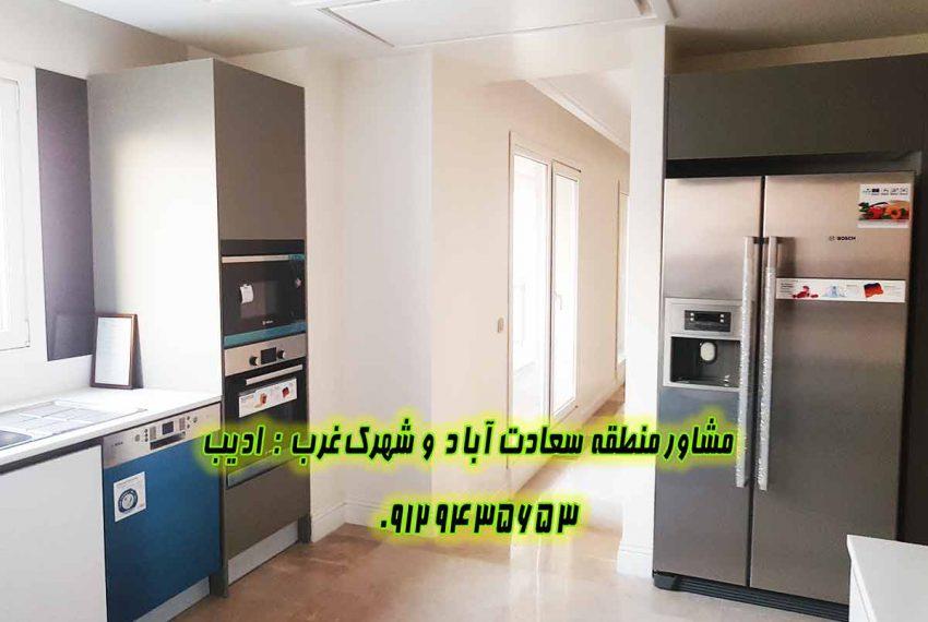 کوی فراز 310 متر آپارتمان برای خرید