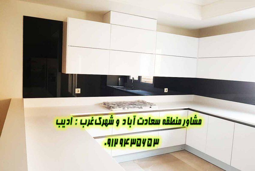 کوی فراز 310 متر آپارتمان برای قیمت