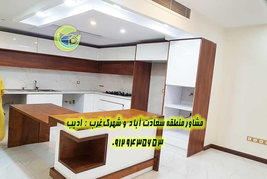 خرید آپارتمان 117 متر بلوار دریا