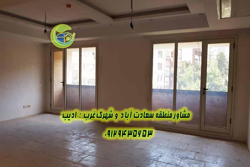 قیمت آپارتمان 250 متر باغ بهشت