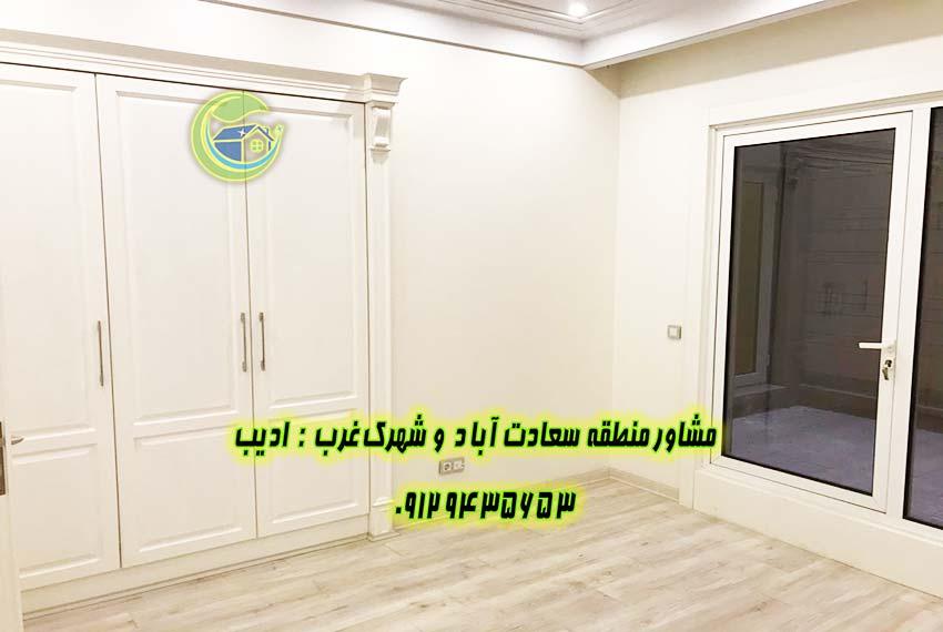 مسکونی برند 330 متری سعادت آباد مروارید