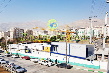 پروژه ساید پارک سعادت آباد