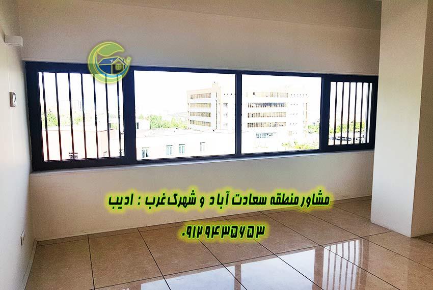 خرید اپارتمان مسکونی کوی فراز 145 متری