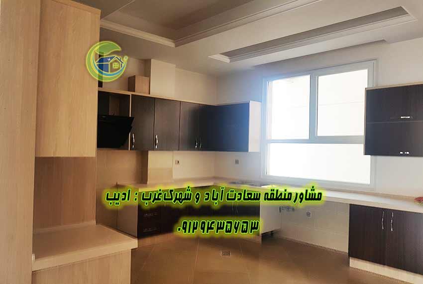 فروش آپارتمان نوساز بلوار 24 متری