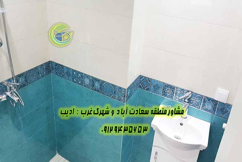 سعادت آباد 115 متری بلوار شهرداری