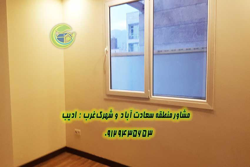 قیمت آپارتمان نوساز در صرافها 145 متری