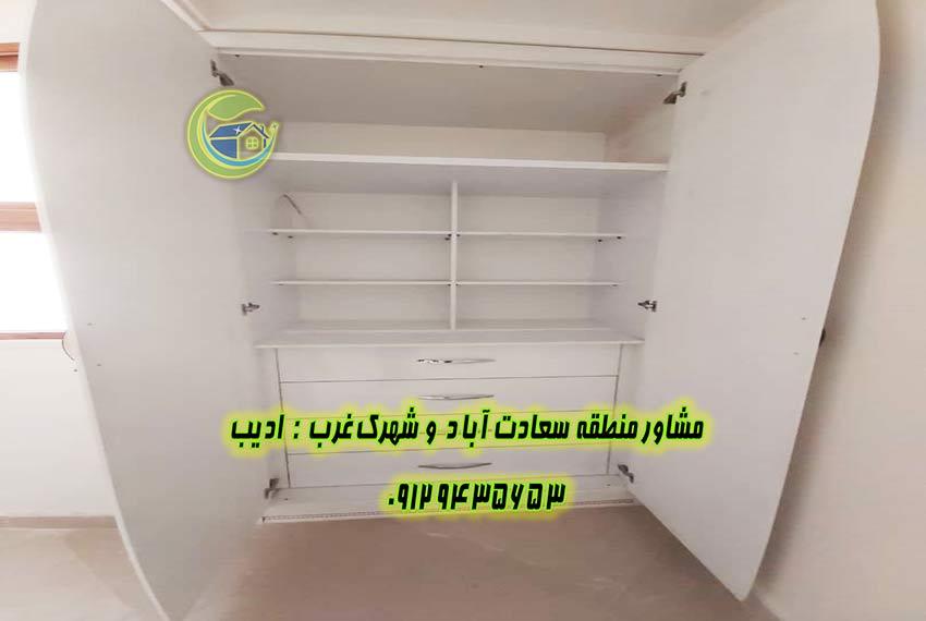 مروارید سعادت اباد خرید آپارتمان 158 متر