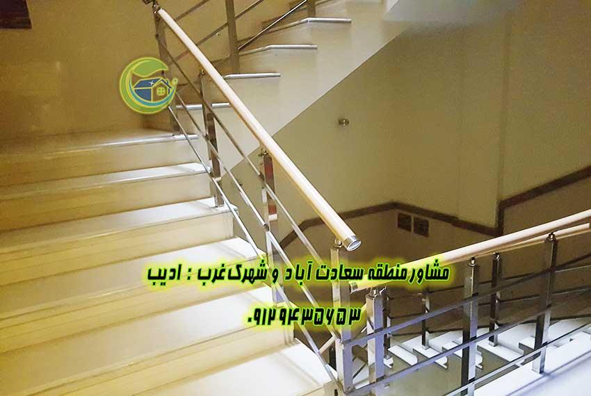 فروش آپارتمان مسکونی بلوار 24 متری