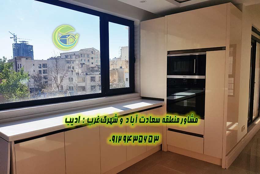 فروش آپارتمان 170 متر توحید ها