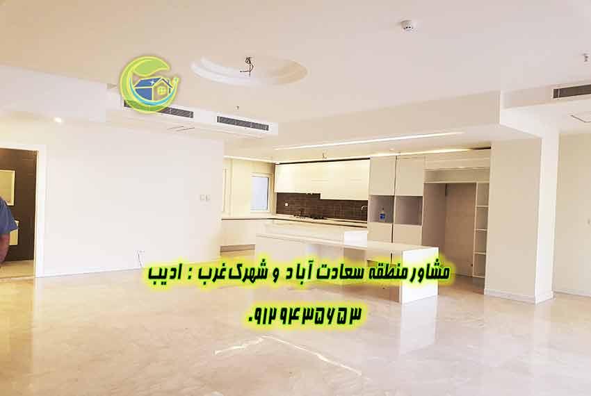 قیمت خرید آپارتمان در کوی فراز