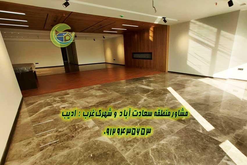 فروش آپارتمان 320 متر بلوار 24 متری